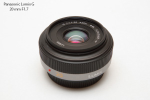 Lumix G 20 mm F1.7