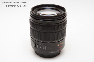 Lumix G Vario 14–140 mm F3.5–5.6